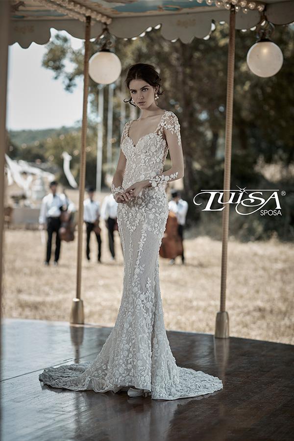 Luisa Sposa Collezione 2018. Un abito da ... 792792f8c23