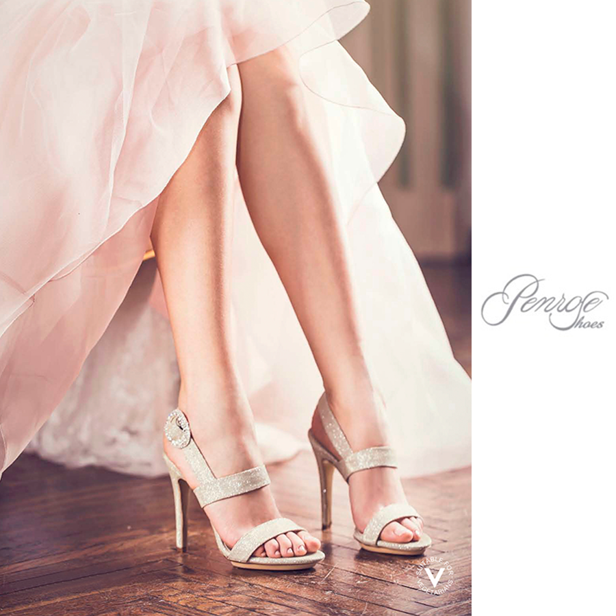 Scarpe Sposa Penrose.Penrose Shoes Maison Magic