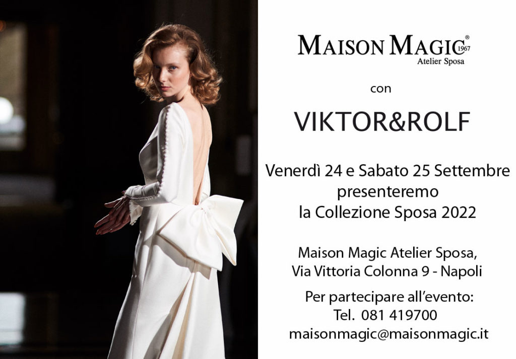Victor & Rolf Mariage