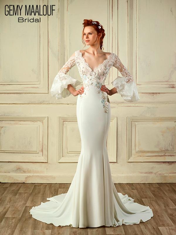 402d7516f8f6 Il nuovo trend per gli abiti da sposa… è l asso nella manica !!! - MAISON  MAGIC